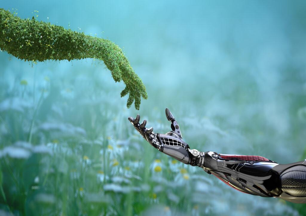 natura e robotica