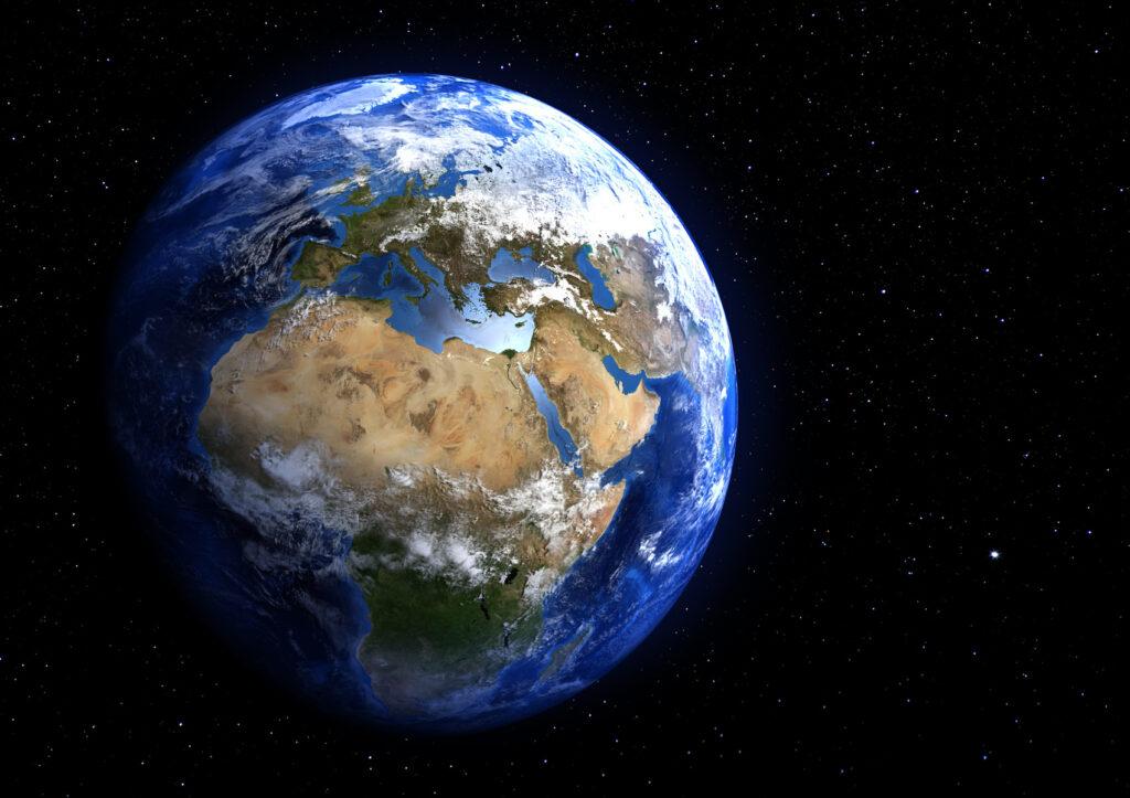 pianeta terra