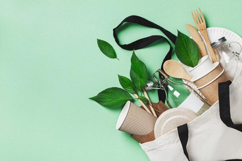 Alternative sostenibili alla plastica